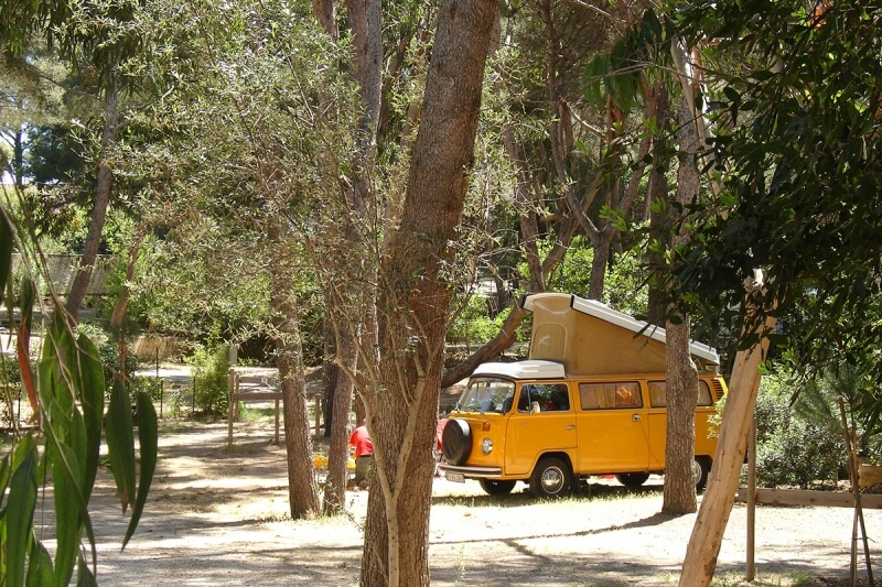 Camping Giens Emplacements Camping Olbia